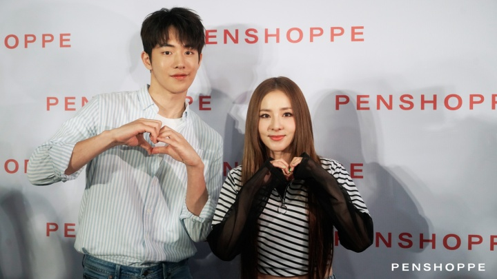 Penshoppe FanCon 2018 presscon. Photo courtesy of Penshoppe
