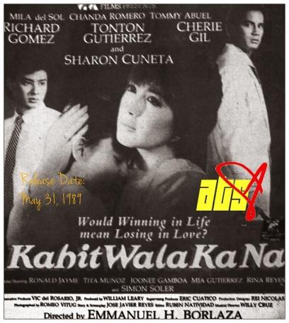 shachard-Kahit Wala Ka Na-1989