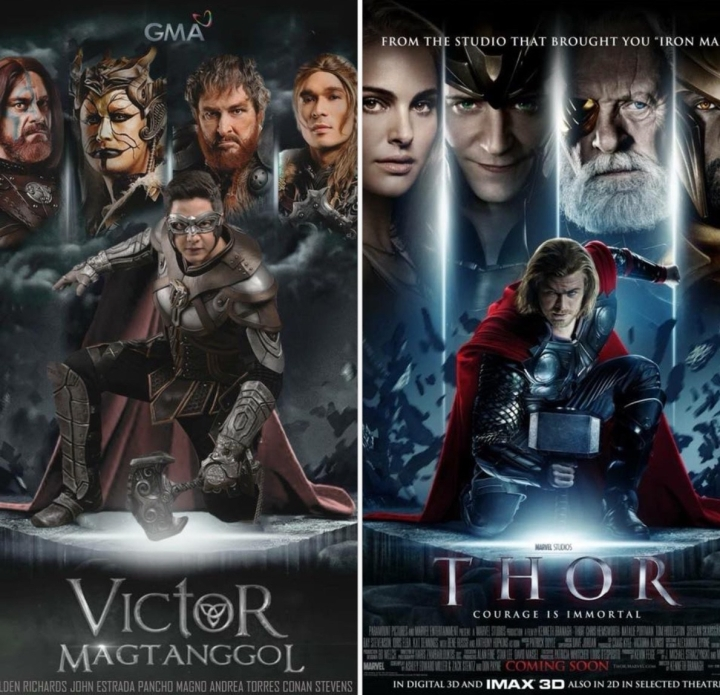 VM Thor posters