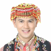 Aljun na kilala ring Datu Agong, napiling endorser dahil sa talent at advocacy sa Manobo Tribe
