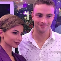 Glaiza, ipinakilala na ang na-meet na Irish surfer na si David