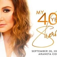 Sharon, humihingi ng dasal na walang maging problema sa pagkanta sa 40th anniversary concert