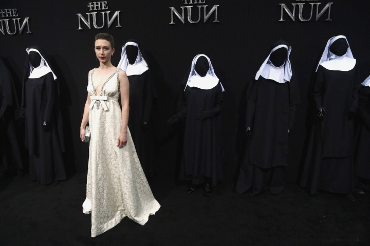 "Premiere Of Warner Bros. Pictures' ""The Nun"" - Arrivals"