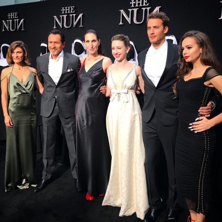 TheNun-Cast