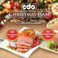 CDO Christmas products, mabibili na sa online sa pamamagitan ng Honestbee
