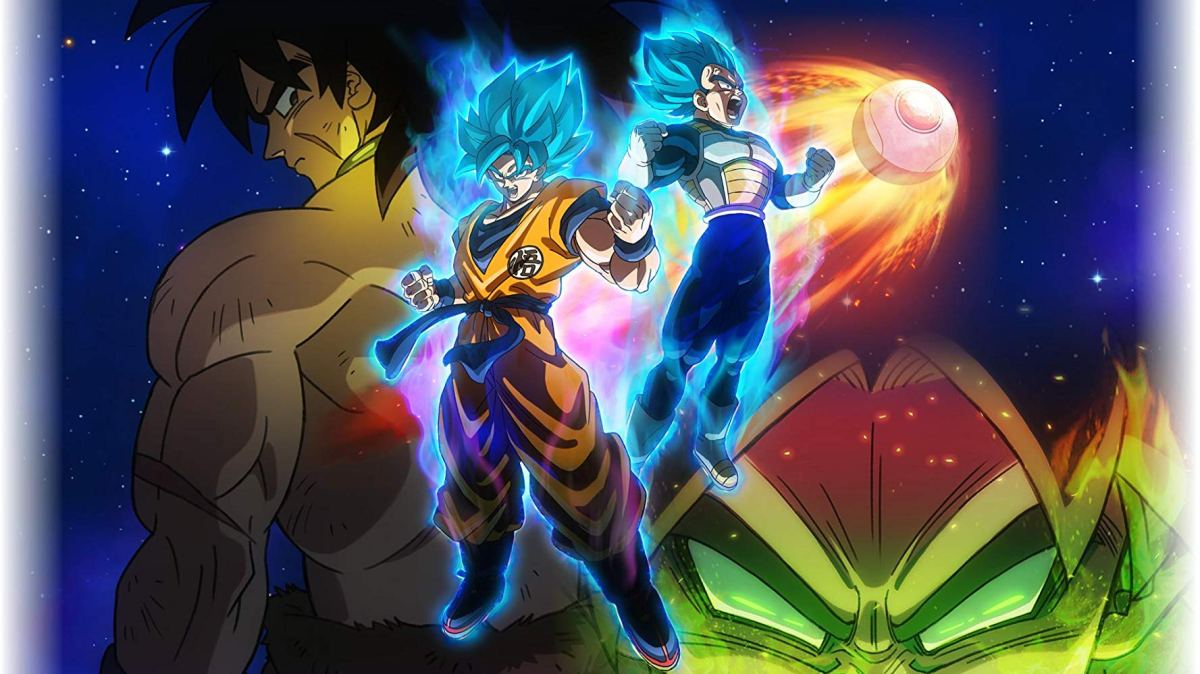 "Dragon Ball Super: Broly"" Opens January 30 Exclusive in SM Cinemas Nationwide"