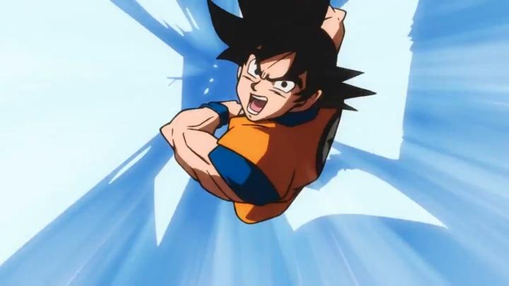 goku _dragonball super broly