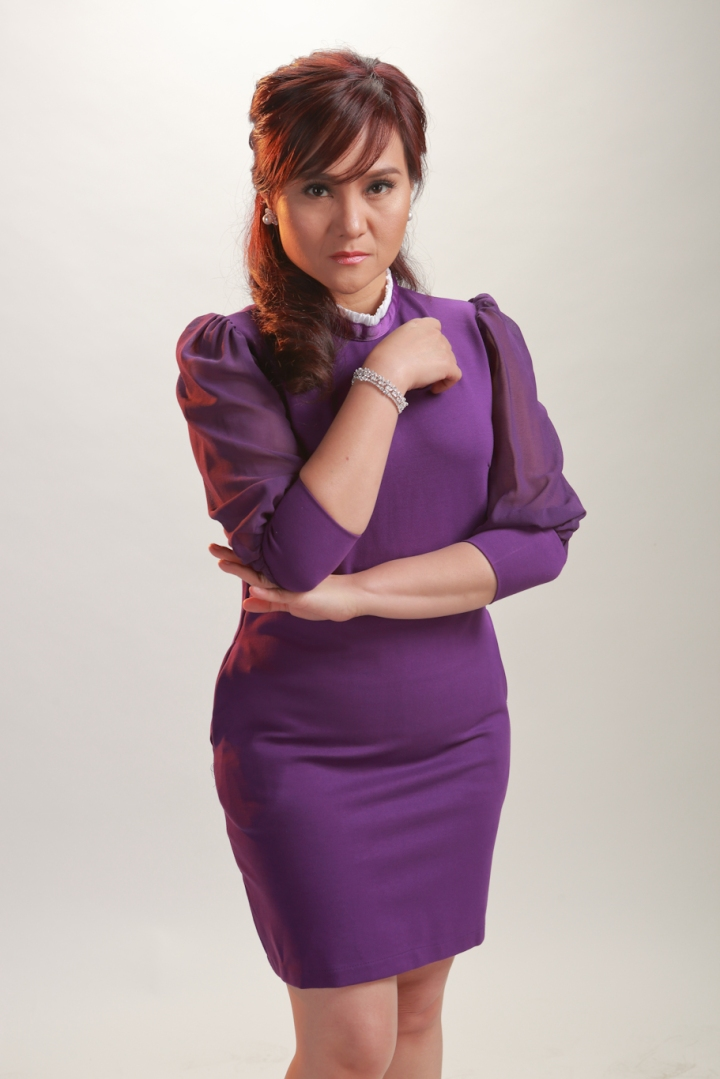 Gladys Reyes as Mayora Dyna_