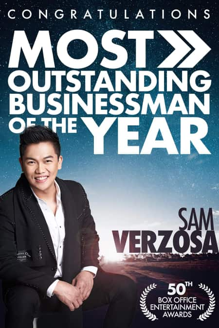 sam verzosa winner