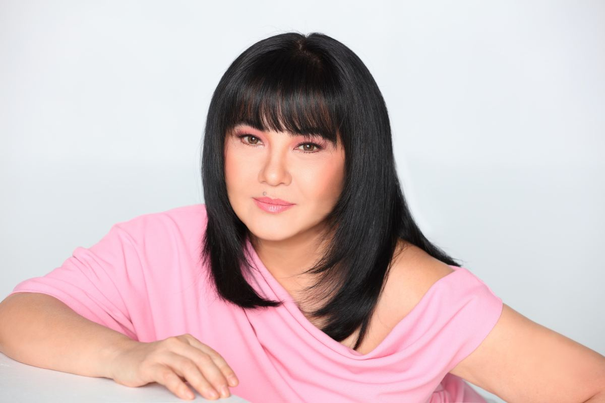 Grand Slam Queen Lorna Tolentino is officially Beautederm's Iconic Beaute