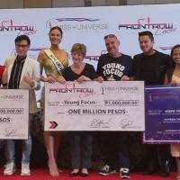 CATRIONA, nakapag-donate nang higit dalawang milyon sa chosen charities; kasama ang Frontrow Cares at Miss Universe Philippines