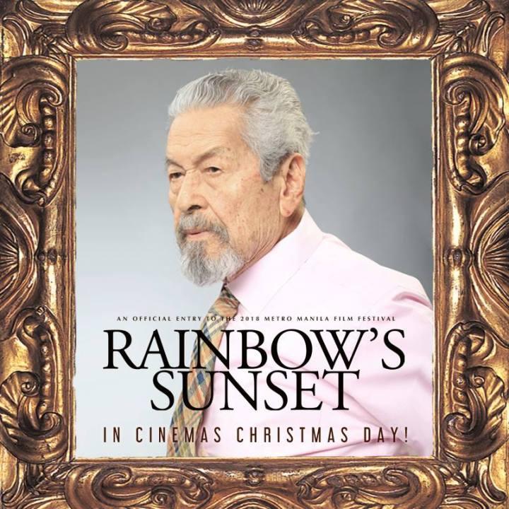 eddie garcia rainbow's sunset