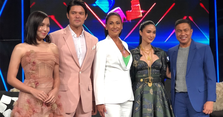 kyline, dingdong, cherie, heart & jose