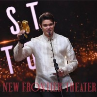 Dingdong, tinanghal na Best Actor sa '3rd EDDYS'; Kathryn, Arjo at Max, 'no show' para tanggapin ang award
