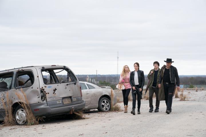 Zoey Deutch (Finalized);Jesse Eisenberg (Finalized);Emma Stone (Finalized);Woody Harrelson (Finalized)