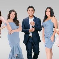 Camille, Ken, Rita, Pauline at Sanya, binigyan nang kani-kanilang  Beautéderm 'negosyo package'