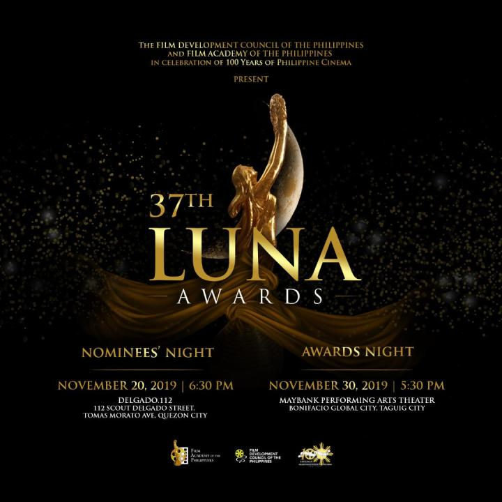 luna awards
