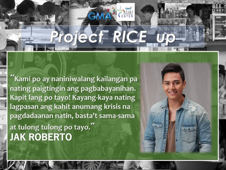 Jak Roberto - Project RICE Up