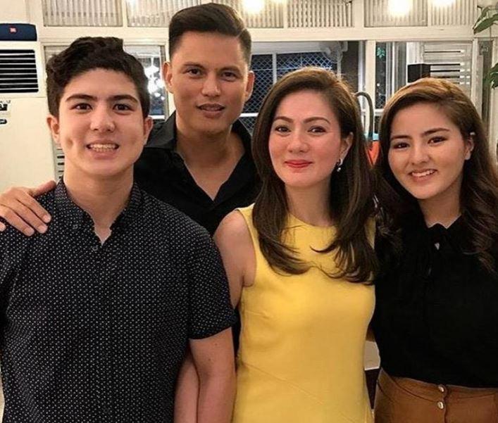 Legaspi family, tulong-tulong sa paghahatid ng donasyon (2)