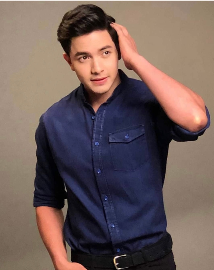 Alden Richards H&S