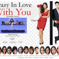 "Muling kiligin sa bagong romantic-comedy movie na ""Crazy in Love with You"""
